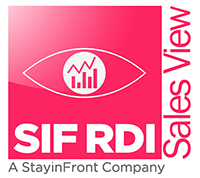 StayinFront RDI Sales View